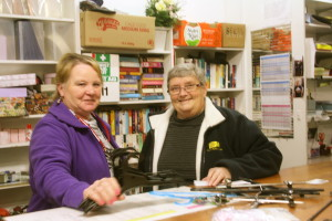 Tina and Ann Red Cross Traralgon