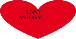 Jenny and Skye